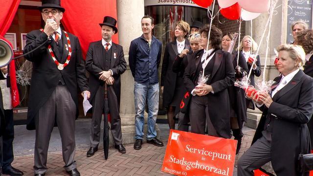 Servicepunt 3 October Vereeniging feestelijk geopend