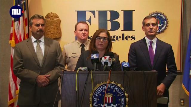 FBI onderzoekt 'directe dreiging' voor metrolijn in Los Angeles