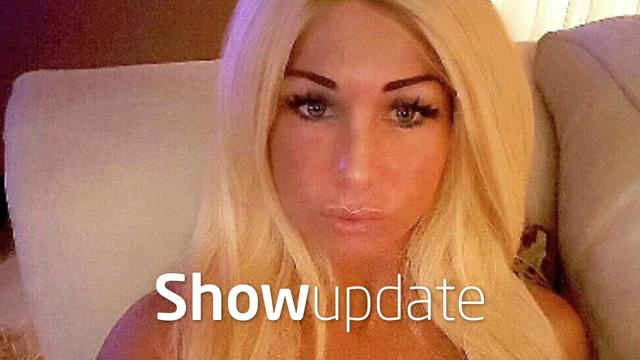 Show Update: Realityster Barbie deelt pikante foto