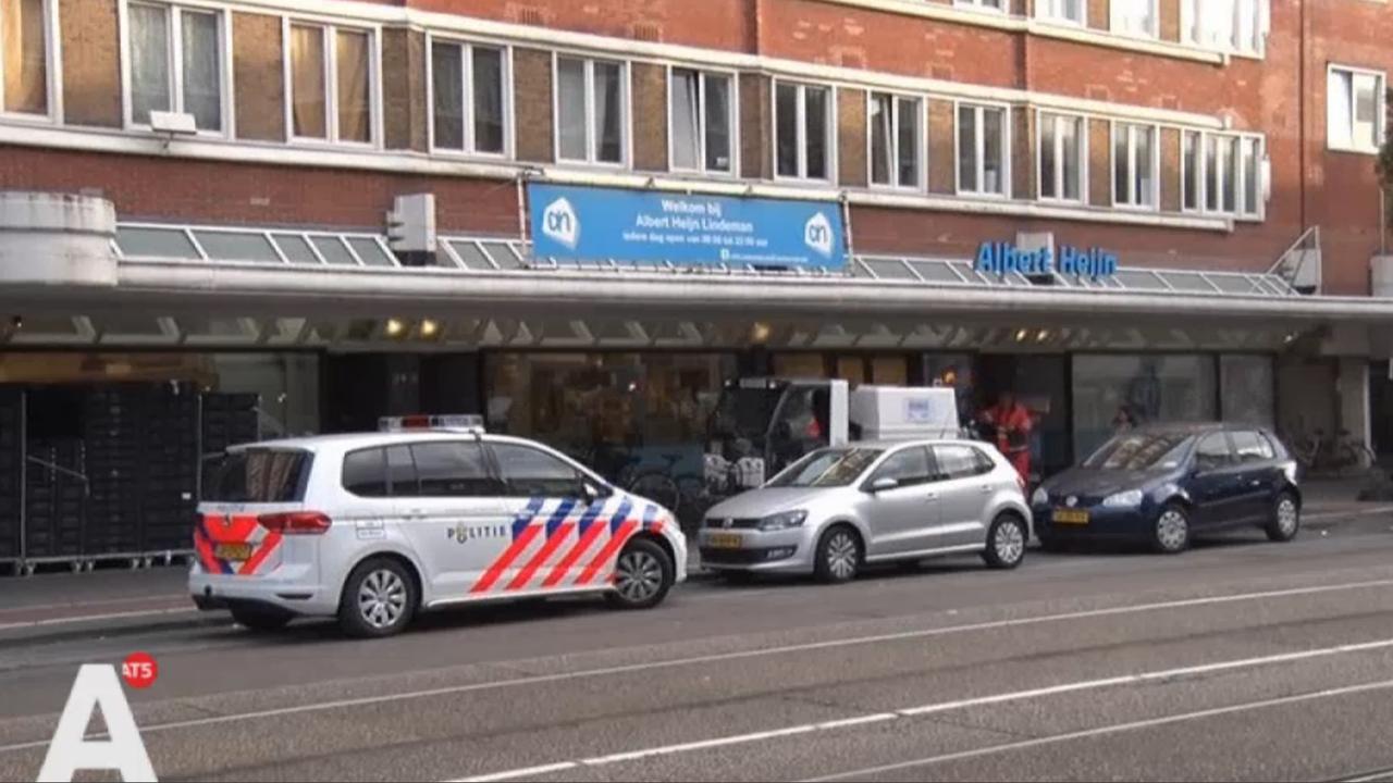 Gewapende overval geldwagen Jan Evertsenstraat