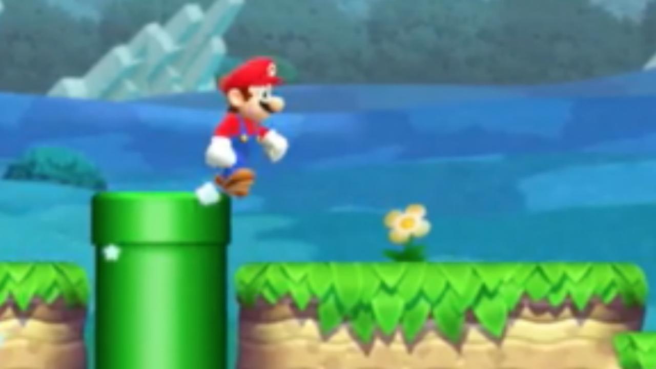 Nintendo toont gameplaybeelden Super Mario Run voor iPhone