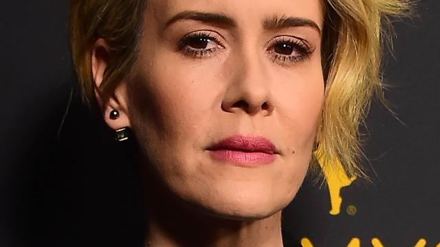 Sarah Paulson in gesprek over rol in spin-off Ocean's Eleven