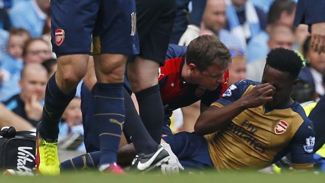 Engelse aanvaller Welbeck mist EK door zware knieblessure