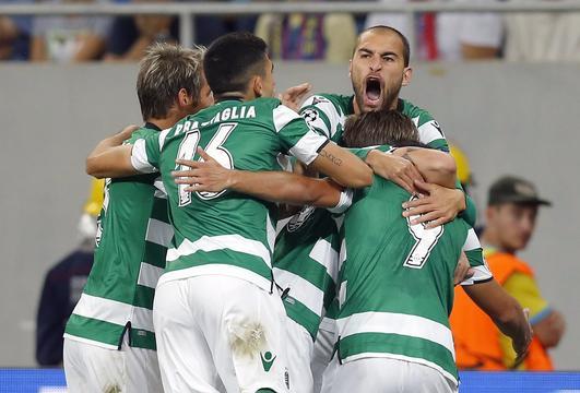 Samenvatting: FCSB-Sporting Lissabon (1-5)