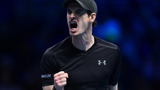 Murray en Djokovic treffen elkaar in finale World Tour Finals