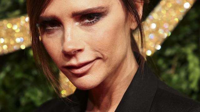 Victoria Beckham koninklijk onderscheiden