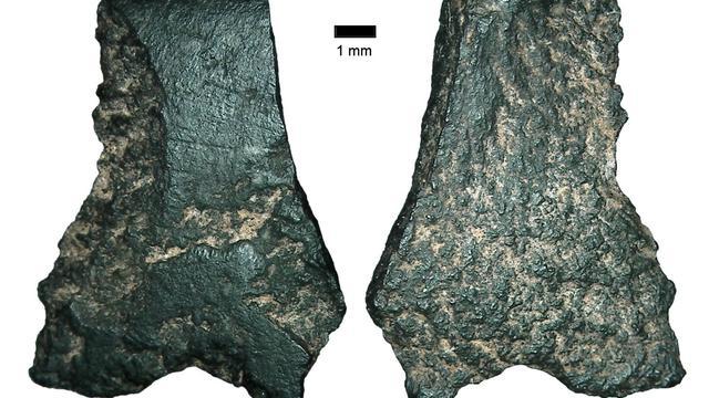 'Oudste fragment van bijl met steel ontdekt in Australië'