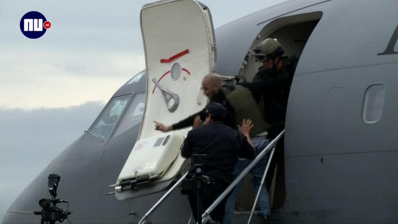Drugsbaron uitgeleverd aan Peru