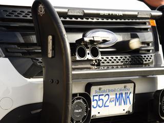 Politie in Canadese stad Vancouver heeft acht voertuigen die pijltjes kunnen schieten