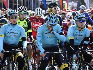 'Aan het begin van de koers zal het nog wel even lastig zijn voor de renners'