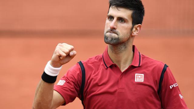 Djokovic en Murray naar finale Roland Garros