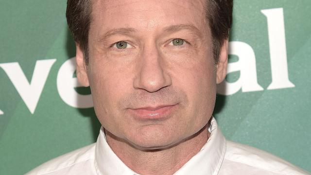 The X-Files-acteur David Duchovny met band naar Melkweg