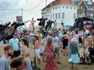 Onder andere Cirque Pardi komt langs in Vlissingen