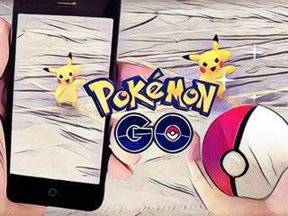 Met uiteraard Pokémon Go
