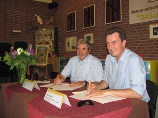 Samenwerkingsverband Breda-Moerdijk als voorbeeld