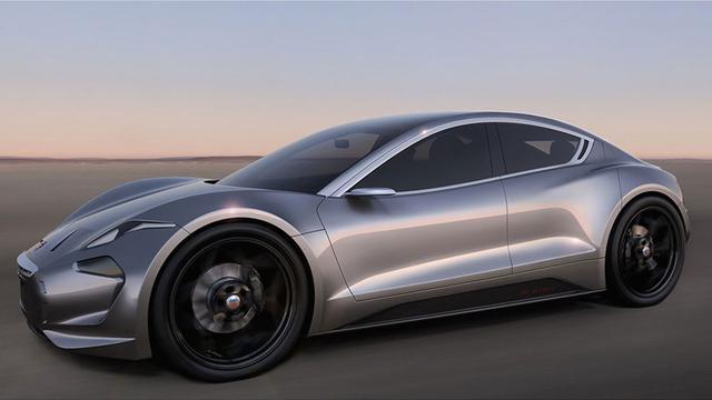 Fisker EMotion: Concurrentie voor Tesla