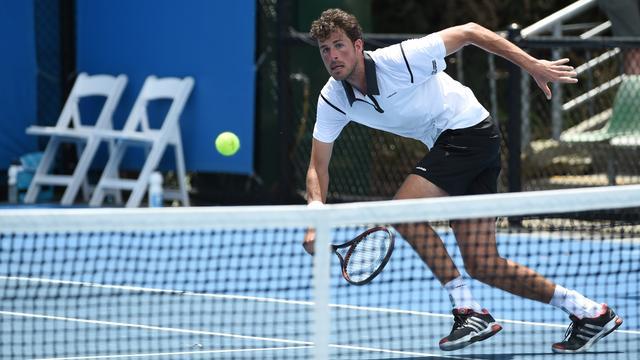 Haase strandt opnieuw in eerste ronde Australian Open