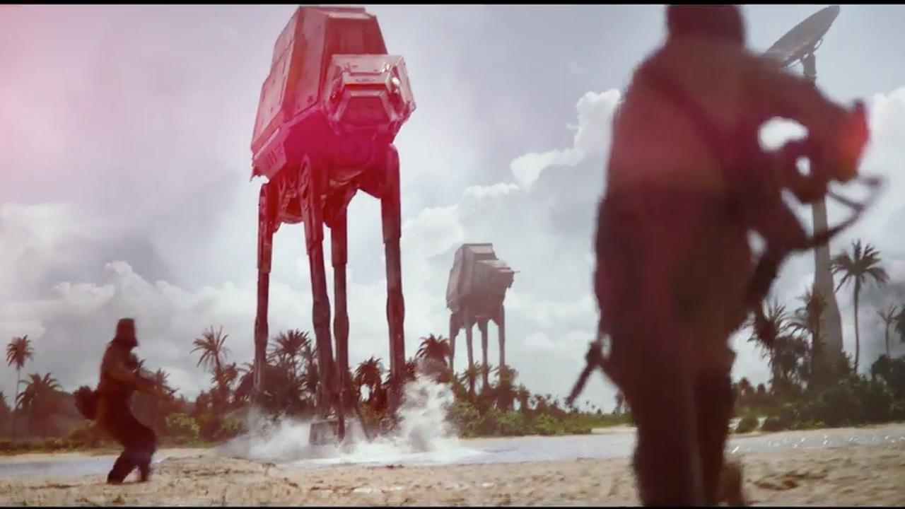 Trailer - Star Wars: Rogue One