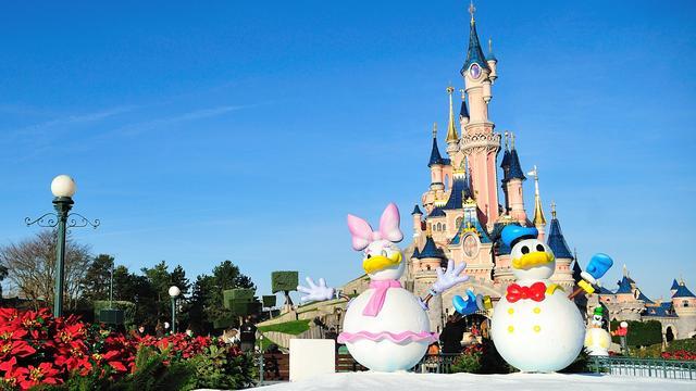 Walt Disney ziet winst stijgen door Zootopia en Star Wars