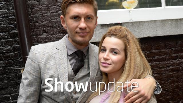 Show Update: Victoria Koblenko mist haar strakke figuur