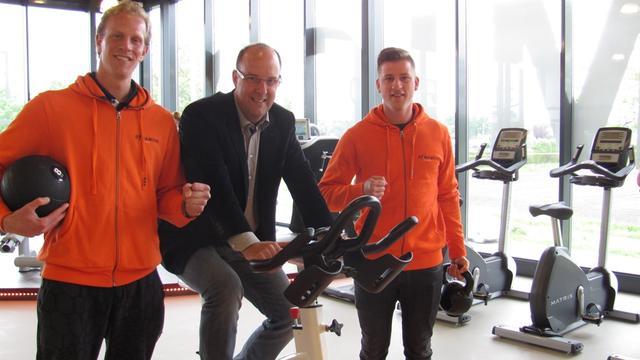 Eerste editie Dyathlon voor Spieren voor Spieren