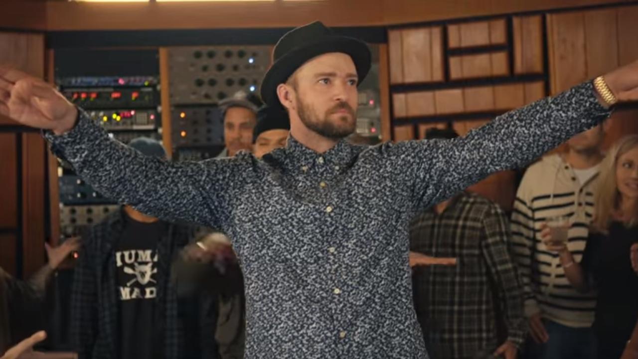 Nieuwe clip Justin Timberlake vol met sterren