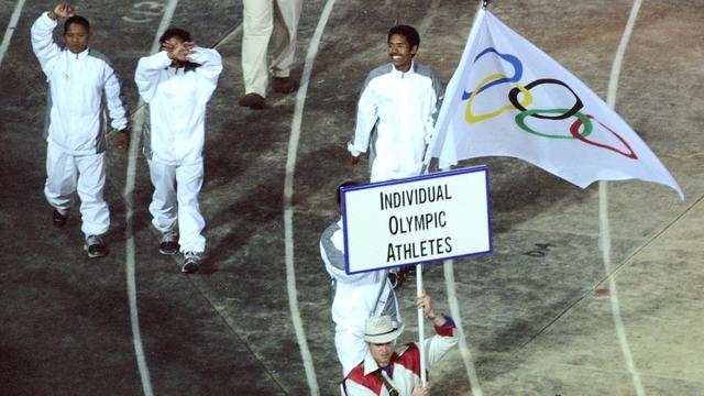 Vluchtelingen onder olympische vlag naar Spelen in Rio