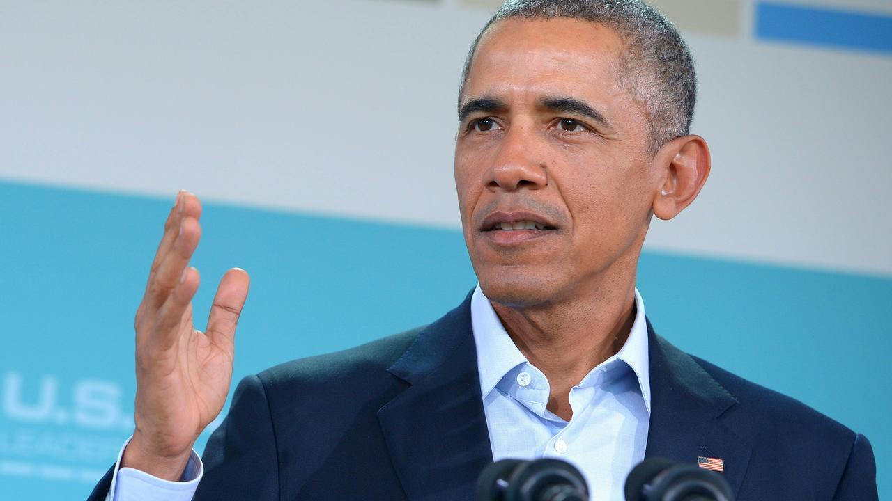 Obama overtuigd dat Donald Trump geen president wordt