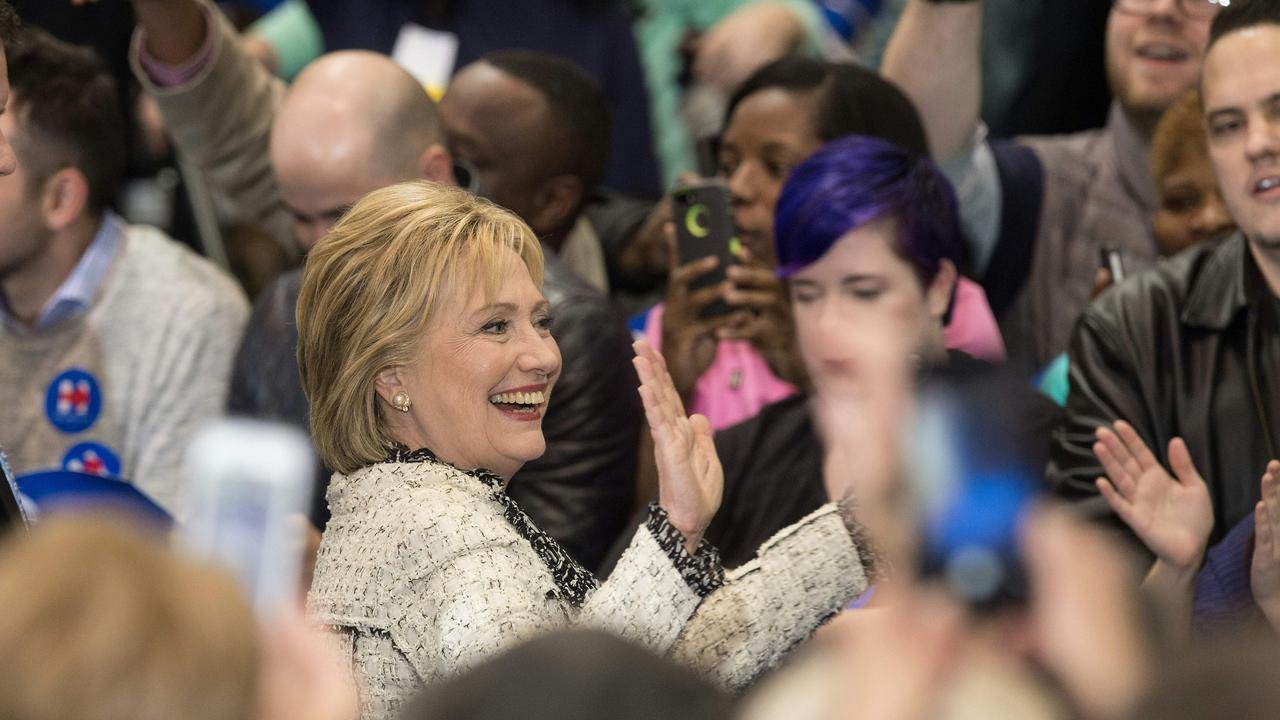 Hillary Clinton wint voorverkiezing South Carolina