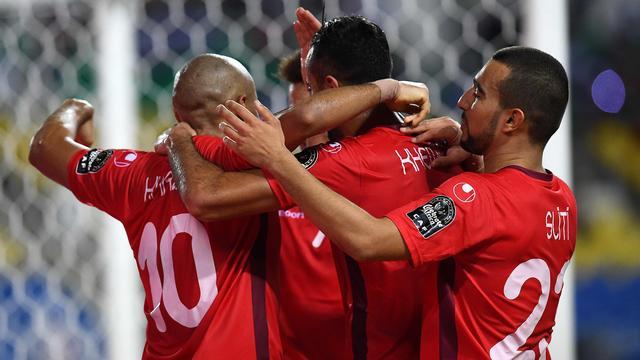 Tunesië verder op Afrika Cup, favoriet Algerije naar huis