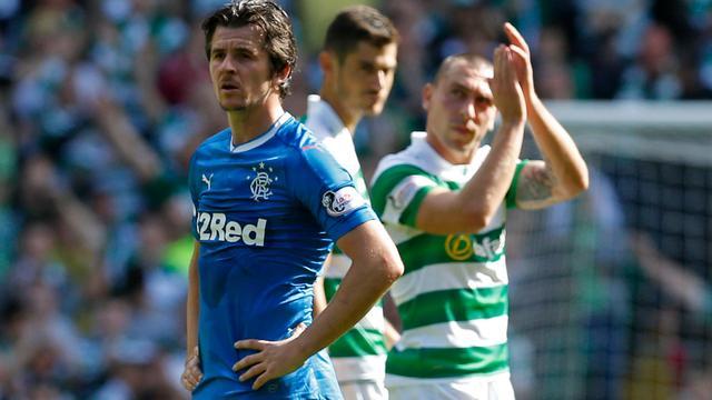 Rangers-middenvelder Joey Barton verdacht van gokken op voetbalduels