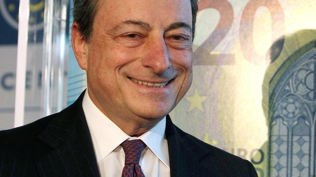 Draghi-effect stuwt beurzen Azië