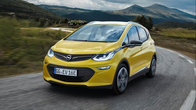 Hogere actieradius Opel Ampera-e