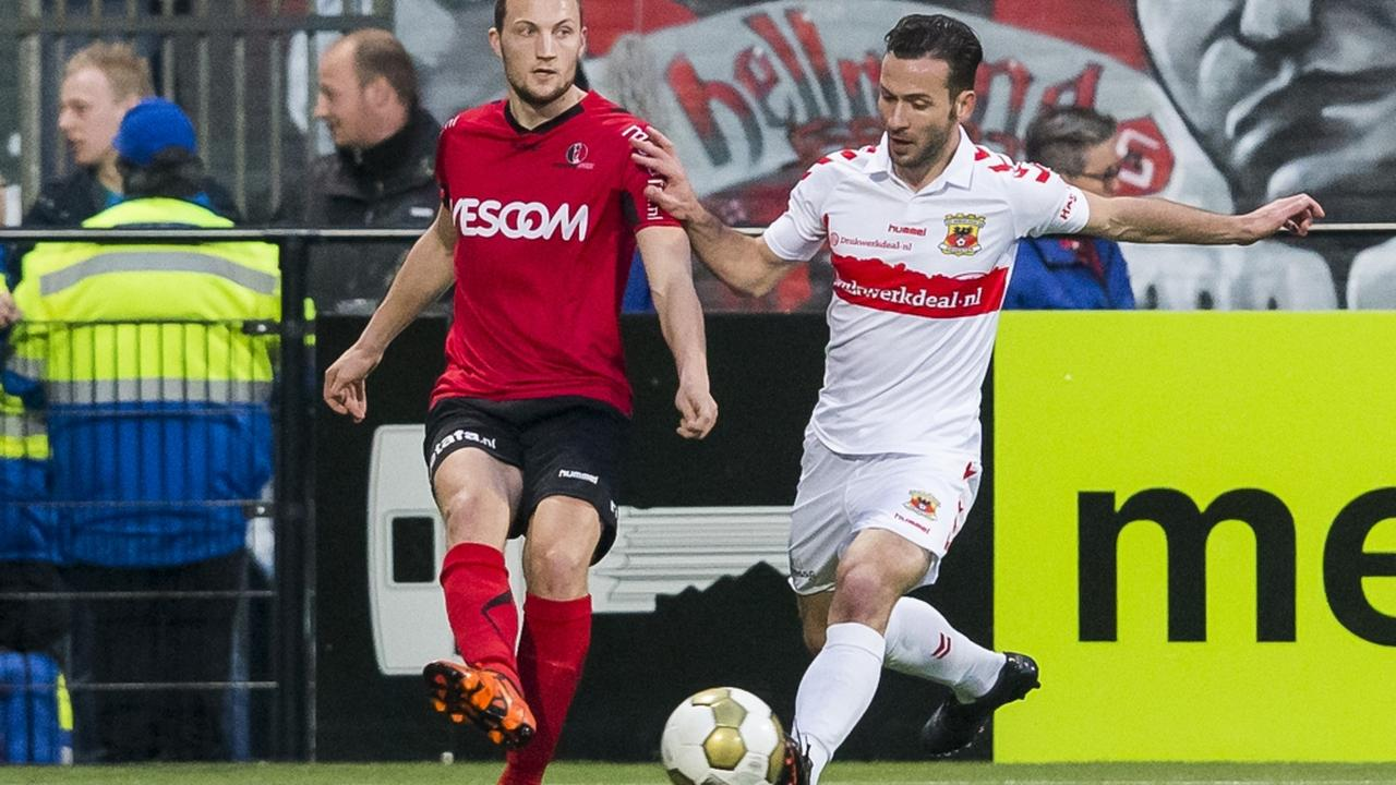 Bekijk de samenvatting van Helmond Sport-Go Ahead Eagles