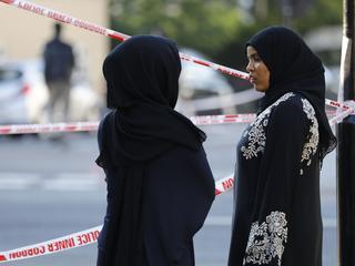Incident wordt beschouwd als 'mogelijke terroristische daad'