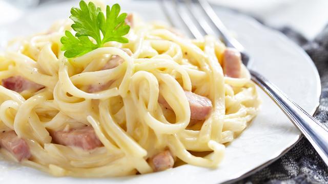 Afvallen? Neem een bord pasta