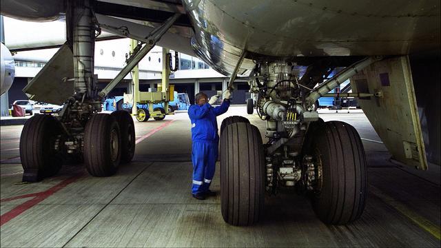 Actie FNV bij KLM treft alleen vrachtafhandeling