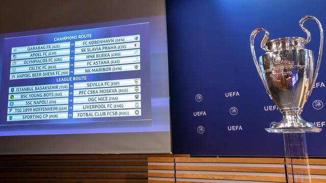 Wijnaldum en Liverpool loten Hoffenheim in play-offs CL