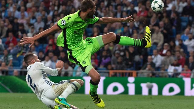Samenvatting Real Madrid-Sporting (2-1)