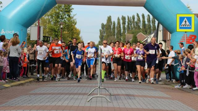 Opbrengst Run Together naar Maag Lever Darm Stichting