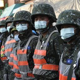 Arrestatiebevel bouwer Taiwanese flat Tainan