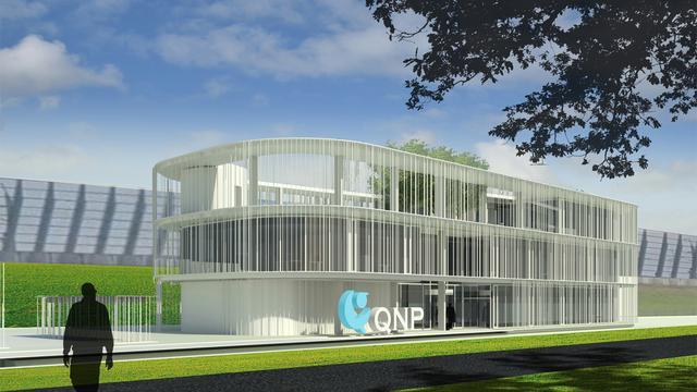 ICT-bedrijf QNP naar Rithmeesterpark in Breda