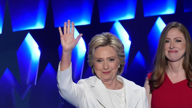 Zo woont de dochter van Hillary Clinton