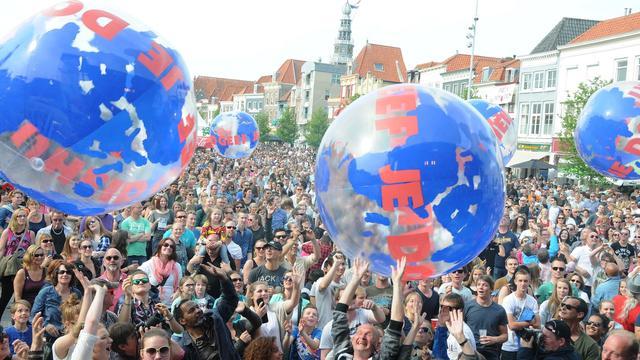 Bevrijdingsfestival Zeeland wil ook asielzoekers plek geven