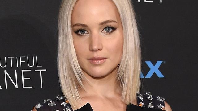 Jennifer Lawrence heeft 'in tijden' geen afspraakje meer gehad