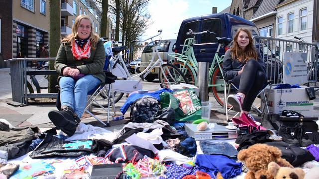 Overzicht: Hier vind je de vrijmarkten in Vlissingen