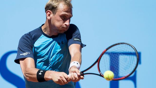 De Bakker tweede enkelspeler in Davis Cup-duel met Bosnië