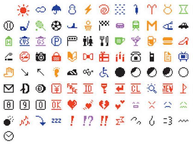 New Yorks museum voor moderne kunst gaat eerste emoji's tentoonstellen