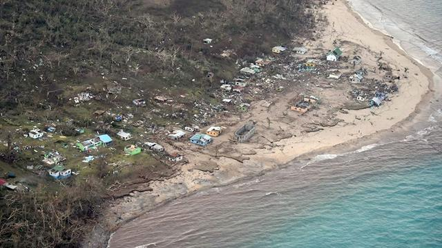 Autoriteiten Fiji vermoeden hoger dodental door cycloon Winston