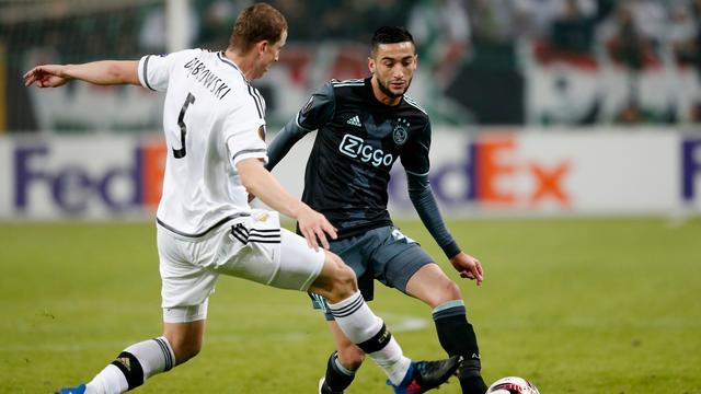 Liveblog: Reacties na doelpuntloos gelijkspel Ajax in Warschau